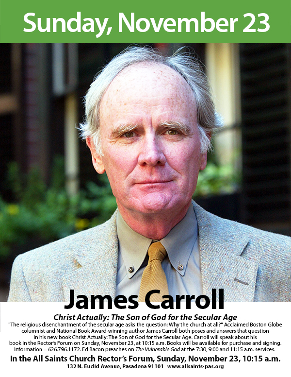 James Carroll